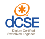 Technician Achieves Digium SwitchVox dCSE Certification