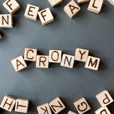 Understanding Tech Acronyms