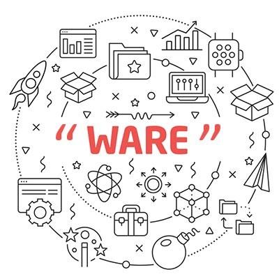 "Technology Basics: Understanding Different ""____wares"""