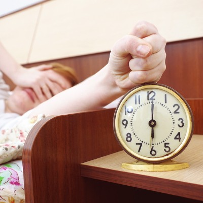 Tip of the Week: 6 Ways to Guarantee You'll Wake Up Earlier