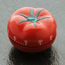 Harness the Power of the Tomato to Get More Work Done [VIDEO]