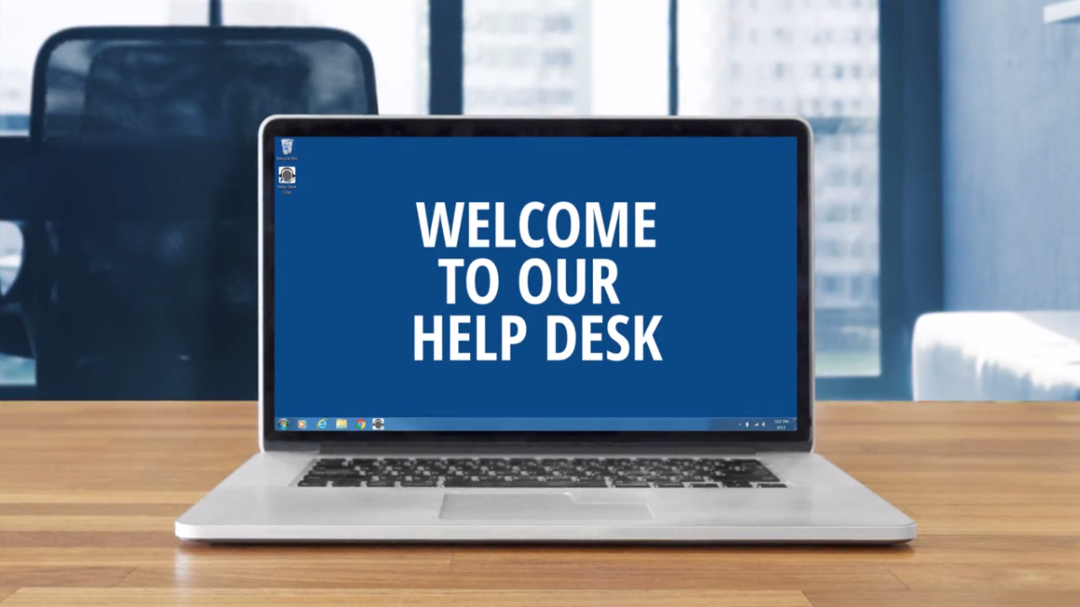 Start using Help Desk Chat!